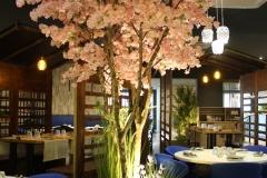 Verde Design allestimento a Borgomanero I'fan Fusion Restaurant